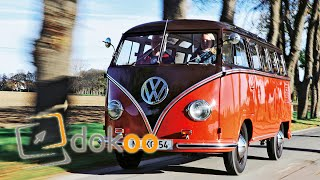 "Mythos VW-Bus: ""Bulli"" eroberte die Welt | Doku"