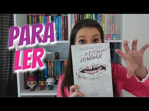 O MENINO QUE DESENHAVA MONSTROS | Patricia Lima