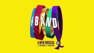 Take That present their new musical The Band at the launch at