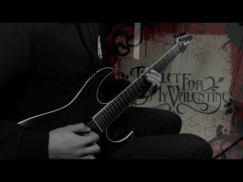 Bullet For My Valentine - My Fist, Your Mouth, Her Scars Guitar Cover