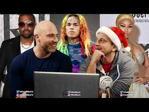 6ix9ine - MAMA (feat. Nicki Minaj, Kanye West) METALHEAD REACTION TO HIP HOP!!!
