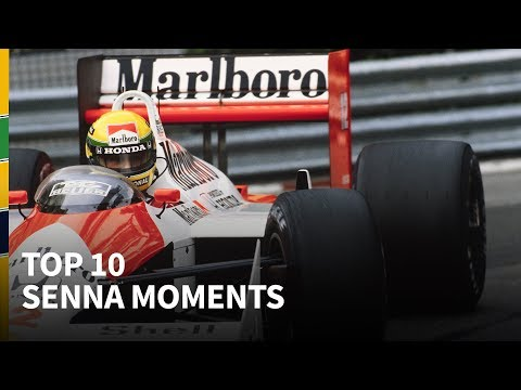 Top 10 Senna moments