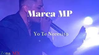 Marca Mp-yo Te Necesito