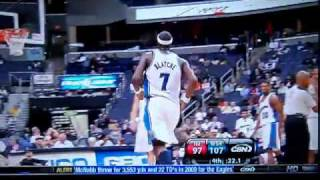Truth About It.net: Andray Blatche triple double chances and reaction