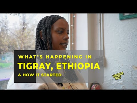 What's Happening in Tigray, Ethiopia & How it Started