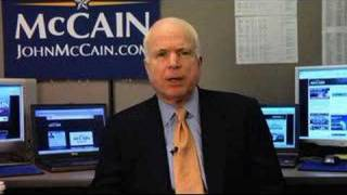 Re: Re: Senator John McCain - You Choose '08