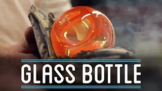 Glass Bottle   How To Make Everything: Bottle (4/4)