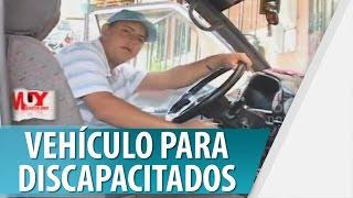 Vehículos para Discapacitados / Muy Masculino