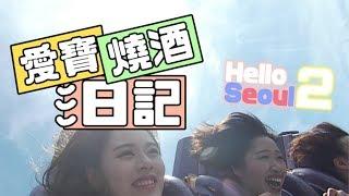 Hello Seoul 2 │愛寶、燒酒日記