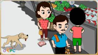สื่อการเรียนการสอน นิทาน เรื่อง หมาตัวใหม่กับเงา ป.2 ภาษาไทย
