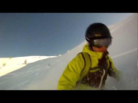 Weekend Ouverture Méribel (9 décembre 2012)
