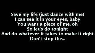 Chris Brown feat. Rihanna - Turn Up The Music (LYRICS)