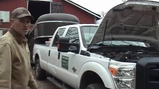 Diesel, Cows and Mud