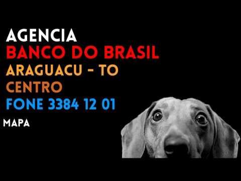 ✔ Agência BANCO DO BRASIL em ARAGUACU/TO CENTRO - Contato e endereço
