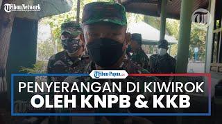 Soal Penyerangan yang Dilakukan KNPB dan KKB hingga Menewaskan Nakes, TNI: Mereka Sangat Biadab