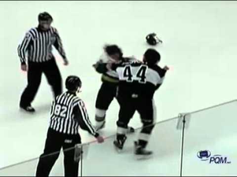 Vincent Dunn vs Matt Provost