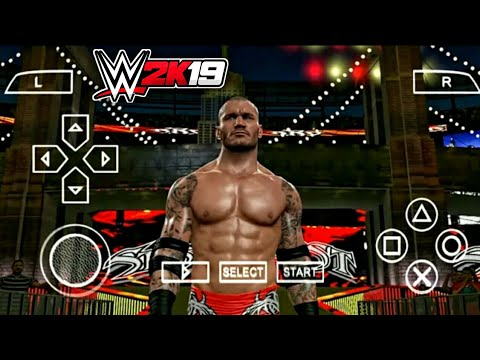 [OFFLINE] PLAY REAL WWE 2K19 PPSSPP ANDROID DOWNLOAD NOW || GAMEPLAY PROOF