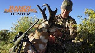 Hunting with Randy Newberg - Field Judging Pronghorn Antelope