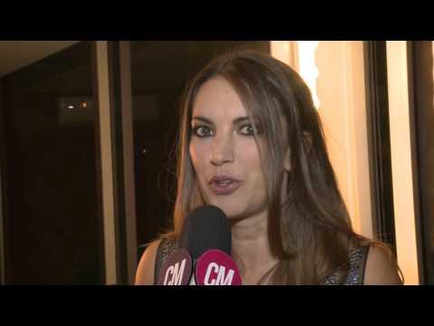 Deborah De Corral video Entrevista CM - Teatro Sony 2016