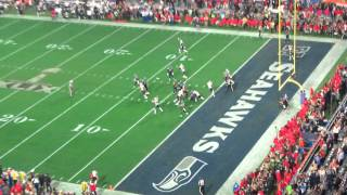 XLIX Seahawks vs Patriots [& In the End, There Was No Skittles Rainbow]