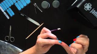 A Totally Rad Solution For Jamberry Nails Lifting At Tips