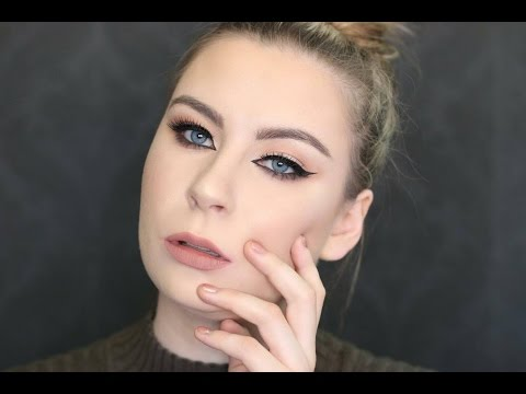 Dramatic Smokey Cat Eye | Makeup Tutorial