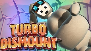 Turbo Dismount | FAT DIVA DAN!!