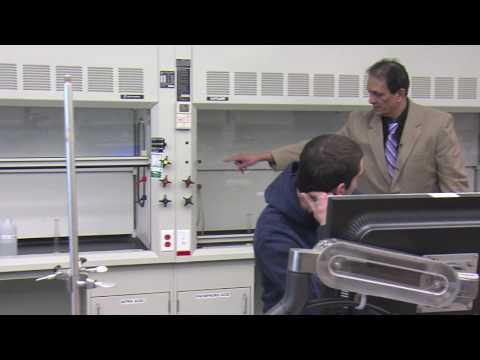 Chemistry Laboratory Safety Video.