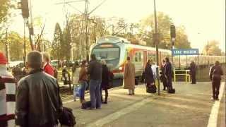 preview picture of video 'Dworzec Łódź Widzew - Poland 2011'
