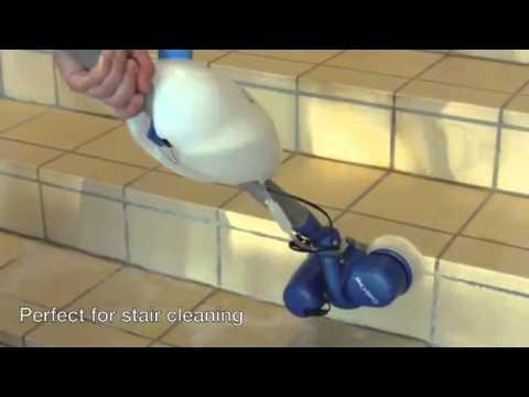 CaddyClean ® Kleinflächen-Reinigungsmaschine bei www.Reinigungsberater.de