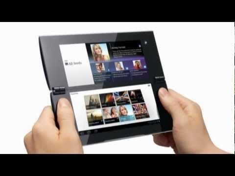Sony S1 és S2 tabletek - érdekes próbálkozás
