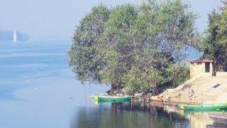 Prakasham Barrage near Vijayawada