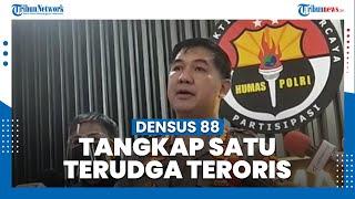 Densus 88 Tangkap Terduga Teroris di Jakarta, 3 Orang Masih Buron