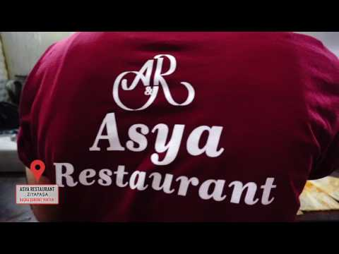 Asya Restaurant Tanıtım Filmi