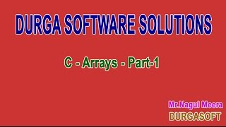 Download Youtube: C  Arrays  Part 1