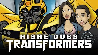 HISHE Dubs - Transformers (Comedy Recap)