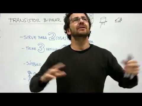 T#1 Transistores bipolares 1, introducción