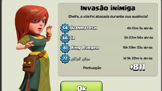 Layout CV 6 Guerra | Clash of Clans layout th6 War [INACREDITÁVEL]
