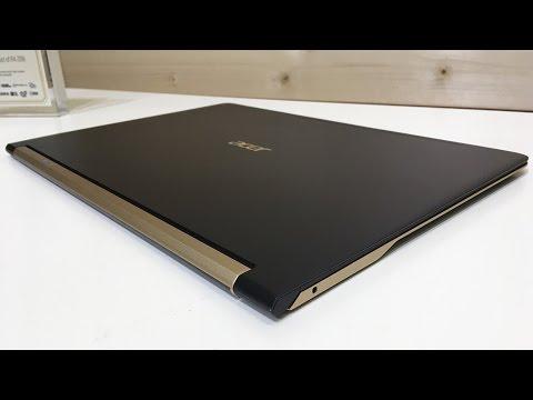 Самый тонкий ноутбук в мире — Acer Swift 7