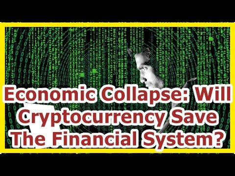 Economic collapse: Cryptocurrency will save the financial system?by News 24h