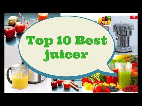 Top 10 best juicer