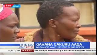 Pigo kwa Kaunti ya Nyeri: Biwi la simanzi katika kaunti ya Nyeri baada ya Gakuru kuaga dunia