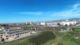 preview picture of video 'Bebop drone  volo su Marigliano'
