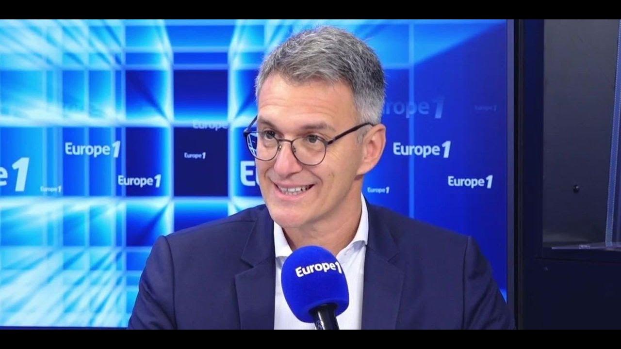 """Olivier Micheli : """"la croissance des données est exponentielle"""""""