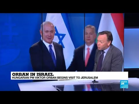 Despite allegations of anti-Semitism, ''Netanyahu sees Hungary's Orban as an ally''