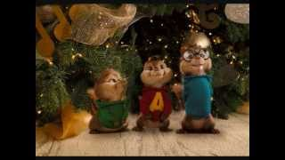 We Wish You A Merry Christmas (Chipmunks style)