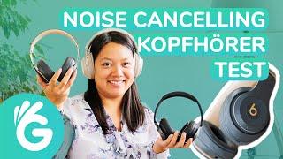 Noise Canceling Kopfhörer Test 2020 – 5 Over Ears im Vergleich