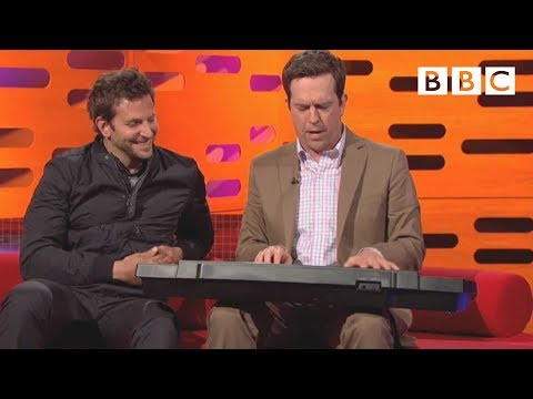 "Ed Helm's Sings ""Stu's Song"" From ""The Hangover"" - The Graham Norton Show - BBC One"