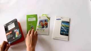 Protectores De Pantalla Galaxy S5 En Octilus.com
