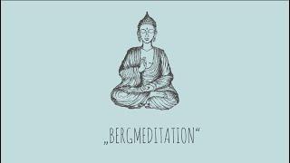 Bergmeditation